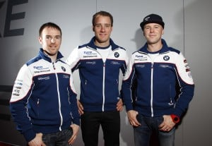 Team Tyco BMW: Seeley, Bridewell & Laverty